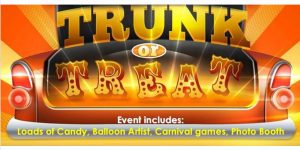 Trunk or Treat is a benefit for Old Mill Center
