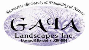 Gaia Landscapes logo