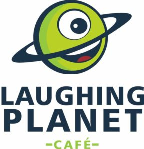 Laughing Planet Cafe logo