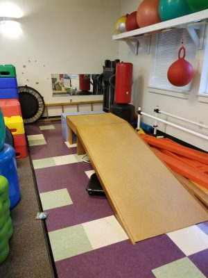 Physical & Occupational Therapy room