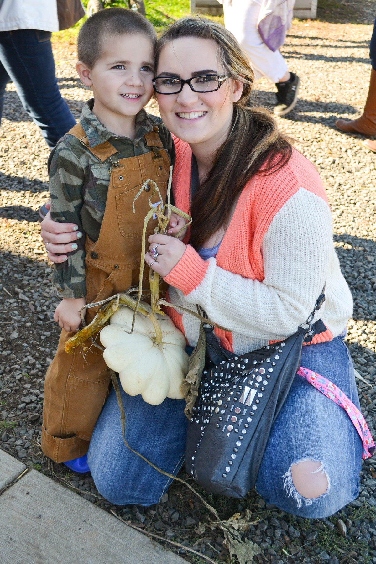 The Relief Nursery At Old Mill Center For Children And Families Visits Pumpkin Patch In