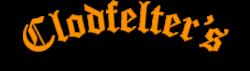 Clodfelters Pub logo